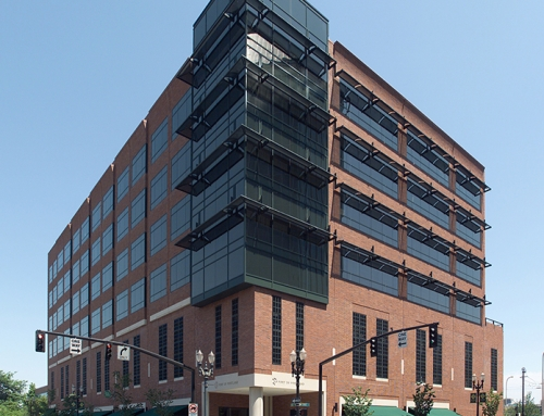 NWEA Main Office (formerly Port of Portland Headquarters)